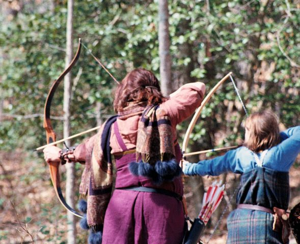 SCA Newcomer's Portal | Archery and Thrown Weapons