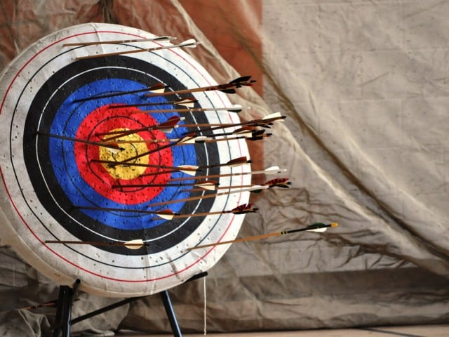 Archery and Thrown Weapons